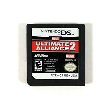 Marvel  Ultimate Alliance 2  Nintendo DS   Cartridge Only