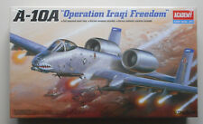 A-10A Operation Iraqi Freedom Airplane Plastic 1:72 Scale Academy Model Kit