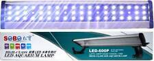 SOBO High Class LED Aquarium Lamp | 18w | 10000k | 54 Led Bulbs