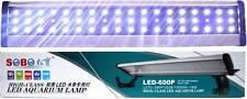 SOBO High Class LED Aquarium Lamp | 18w | 10000k | 54 Led Bulbs