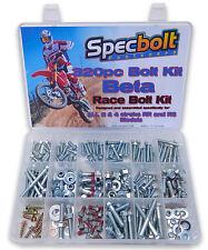 320pc Bolt Kit BETA RR RS XTRAINER 250 300 350 390 400 430 450 480 498 520 525
