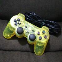 PS2 DUAL SHOCK 2 Analog Controller SCPH-10010 Lemon Yellow Playstation 2