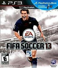 FIFA Soccer 13 - Playstation 3 PS3 - Manual included