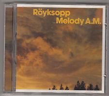 ROYKSOPP - melody a.m. CD