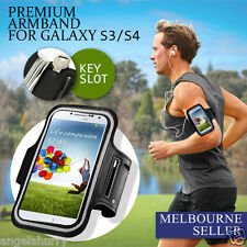 Premium Sport Samsung Galaxy S3/S4 Armband Case For Gym Running Exercise Jogging