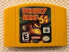 Donkey Kong 64 ( Nintendo N64 ) N64 Game