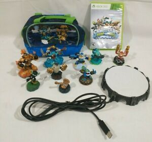 Skylanders Swap Force starter pack with portal plus characters set for xbox 360