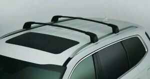 OEM 2020 Kia Telluride ROOF RACK CROSS BARS Luggage Rails Cargo Rack Racks