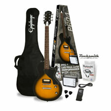 Guitarras eléctricas Epiphone sunburst