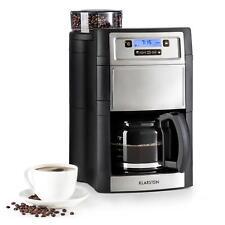 [OCCASION] Cafetière 1,25L Machine à café broyeur 10 tasses Minuterie 24H 1000W