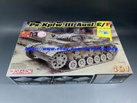 DRAGON 6944 1/35 German Pz. Kpfw.III Ausf.E/F [only 2 sets Magic Tracks]