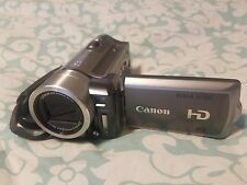 Canon Vixia HF100 Full HD 1080p Digital Camcorder (Tested/Works)