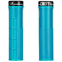 Deity Knuckleduster Lock-On Grips - All Colours - Mountain Bike MTB