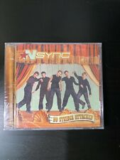 Nsync No Strings Attached Cd Album pop rock alternative music 2000s n'sync