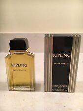 Vintage Authentic. Weil-Kipling for Men EDT SPLASH 1.7 fl oz NIB-Rare