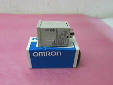 Omron H3CA-A Timer Surface Mounting / Flush Mounting 8-Multi-Modes 11-Pin 401411