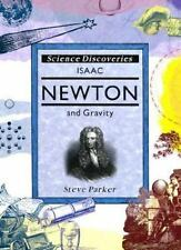 Isaac Newton & Gravity (Oop) (Science Discoveries)-ExLibrary