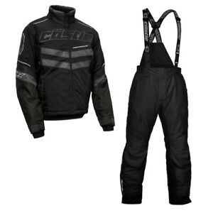 Castle X™ Epic Strike Insulated Black Ops Men's Snowmobile Suit (Jacket & Bibs)