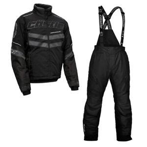 Castle X™ Epic Strike Insulated Black Ops Men's Snowmobile Suit (Jacket & Bibs)