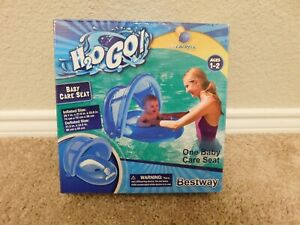 Brand new Bestway H2OGO! Baby Care pool seat