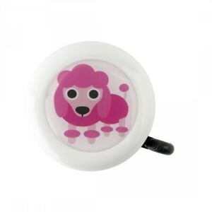 Cruiser Candy Bells Poodle White Lever
