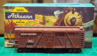 Athearn Blue Box HO 40' Double-Deck Stock Car - Rock Island - RTR