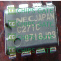 5PCS UPC271C Encapsulation:DIP-8,Precision Voltage Comparators