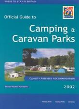 Camping and Caravan Parks and Hostels in Britain 2002 (Where to stay in Britai,