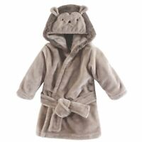 Hudson Baby Plush Bathrobe, Hedgehog
