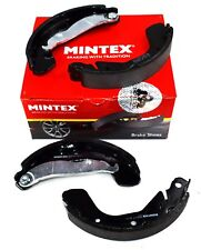 MINTEX REAR AXLE BRAKE SHOES SET FOR OPEL VAUXHALL MFR594 (REAL IMAGE OF PART)