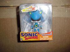 metal sonic mini morphed jazwares figure nib sonic the hedgehog toy