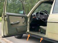 Mercedes Benz W123 Schwellerabdeckung/Sill Cover New 1236900198 1236900298