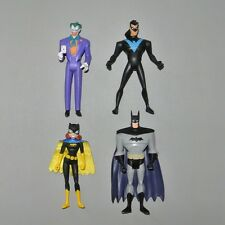 JUSTICE LEAGUE UNLIMITED Batman Batgirl Joker NIGHTWING DC Actiion Figure