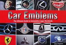 LIVRE/BOOK : Emblèmes de voiture (guide to automtive logos,mascotte