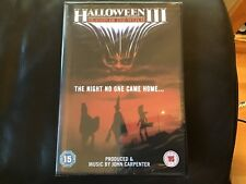 Halloween 3 - Season Of The Witch . CULT HORROR CLASSIC . TOM ATKINS . NEW DVD