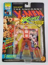 1992 ToyBiz The Uncanny X-Men X-Force FOREARM Action Figure
