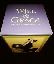 Will and Grace - The Complete Series Set (33-Disc Set)(2008)