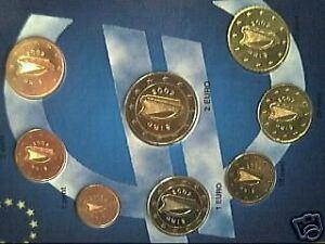 2013 IRLANDA 8 monete 3,88 EURO fdc irlande irland ireland eire