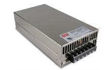 Genuine MW 48V 12.45A AC/DC PSU Switching Power Supply Mean Well SE-600-48 600W