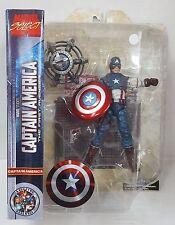 Marvel Select Captain America Special Collectors Edition Figure