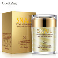 Snail Face Repair Moisturizing Brightening Nourishing Cream Skin Care Products