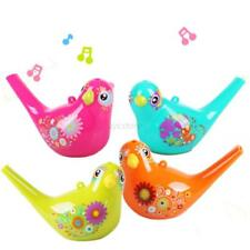 Kids Baby Bath Whistle Toys Funny Simulation Bird Conversations Add Water Flute