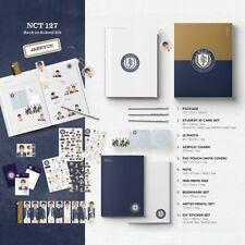 NCT 127 Back to School Kit Jaehyun