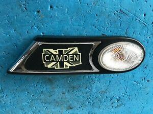 OEM 06-13 MINI COOPER R56 CAMDEN  LEFT FENDER TURNING SIGNAL LIGHT/ INDICATOR.