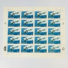 Scott #3377 2000 Los Angeles Class 33 Cent Stamp Sheet Nuclear Submarine