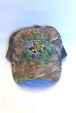 Wichita State Shockers Hat Realtree Camo Embroidered Adjustable Trucker Cap