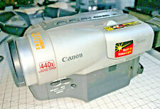 Canon UC8000E 8mm Video Camcorder, late 1990s, complete and fully working