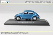 Volkswagen BEETLE 1302 LS Bleu SOLIDO - SO 4300500 - Echelle 1/43