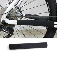 5x MTB Chain Stay Posted Frame Tube Protector Bicycle Cycling Road Care Guard
