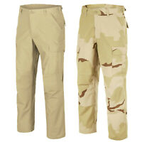 HELIKON TEX BDU Mens Trousers Pants Cargo Combat Tactical Army Work COTTON SAS